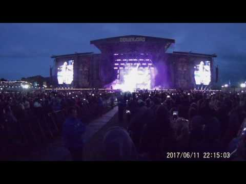 Aerosmith - I Don't Want To Miss A Thing Live @Download Festival 2017