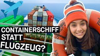 Baixar Nachhaltiger reisen: Sind Containerschiffe eine Alternative zum Flugzeug? || PULS Reportage