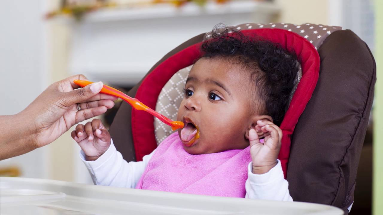 Baby Meal Plans ‒ Healthy Baby Food | Strong4Life