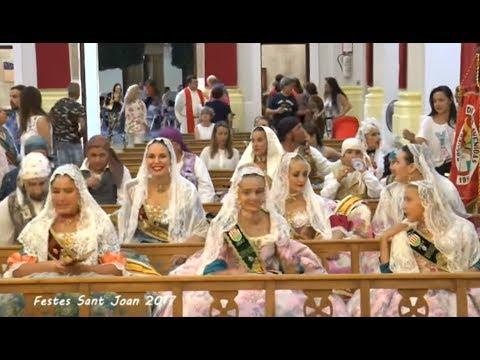Fiestas del Cristo de la Paz de Sant Joan d'Alacant, del 12 al 16 de septiembre