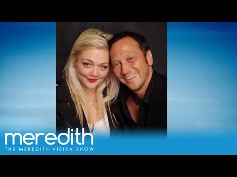 Rob Schneider On Daughter Elle King | The Meredith Vieira Show