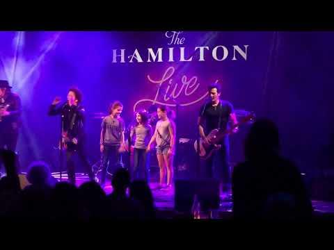 Willie Nile One Guitar at Hamilton DC