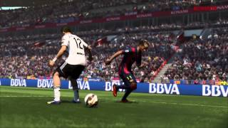 Pro Evolution Soccer 2015 Demo Announcement Trailer