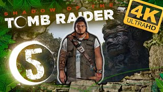 Unser erstes Herausforderungsgrab 🌙 SHADOW OF THE TOMB RAIDER #5
