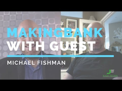 The 3 Words That Define You with Guest Michael Fishman: MakingBank S1E21