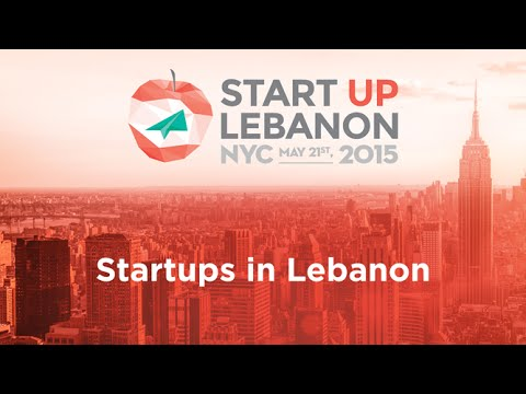 Panel - Startups in Lebanon