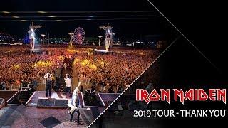 Iron Maiden - Thank You 2019