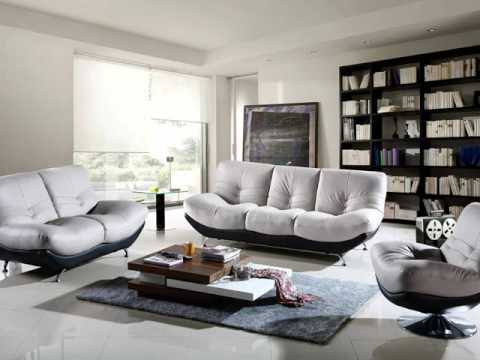 2014 modern living room furniture Design Trends - YouTube