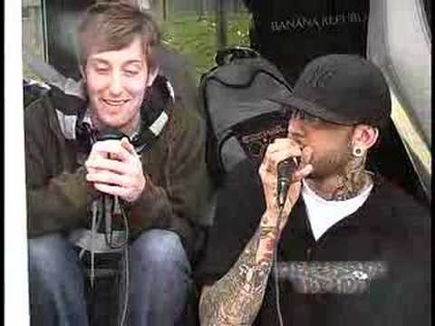 Gym Class Heroes interview. Pt. 1