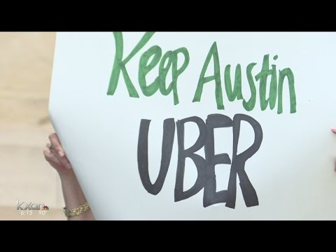 City of Austin wants tougher regulations for transportation network companies