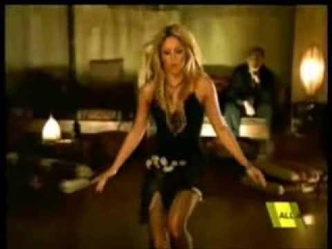shakira naked dance