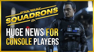 GREAT News For Sтar Wars Squadrons | Squadrons News Update