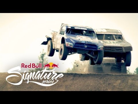 Red Bull Signature Series - TORC Off Road Truck Racing FULL