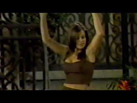 Carmen Electra on Regis & Kathie Lee in New Orleans