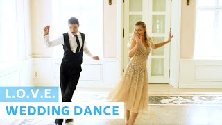 L.O.V.E. - Nat King Cole | Wedding Dance Choreography | Pierwszy Taniec | Love |  First Dance