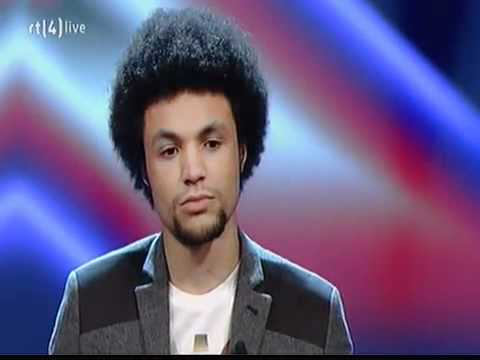 The X Factor 2011 - Liveshow 1 - Jesse: Whatcha Say