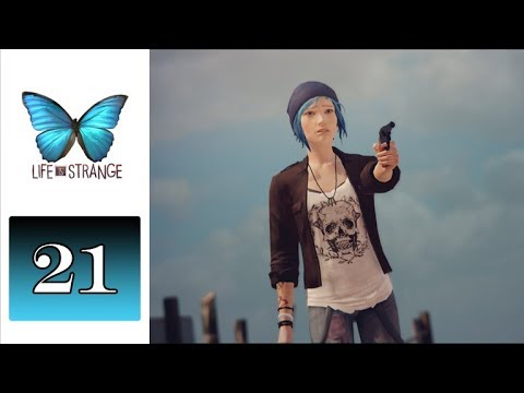 Let's Play Life is Strange (Blind) - 21 - Confrontation thumbnail