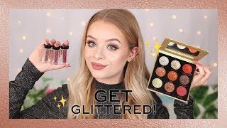 REVOLUTION | NEW GLITTER COLLECTION + SWATCHES + DEMO