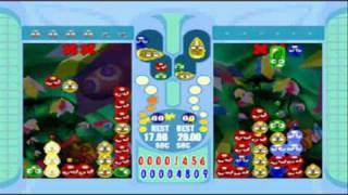 VOCALOID Miku Hatsune's Challenge 【Puyo Pop Fever】【初音ミク】
