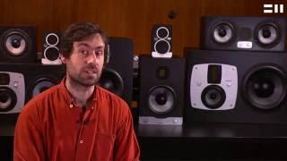 Monitores de estudio de alta calidad Eve Audio