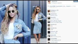 Beyonce (beyonce)'s Instagram Pictures HD