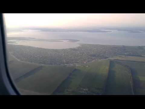 Взлет из аэропорта Краснодара