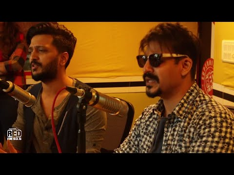 Riteish Deshmukh and Vivek Oberoi Fun Interview With Malishka