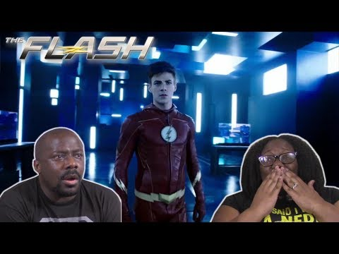 The Flash 4x9 REACTION!! {DON'T RUN}
