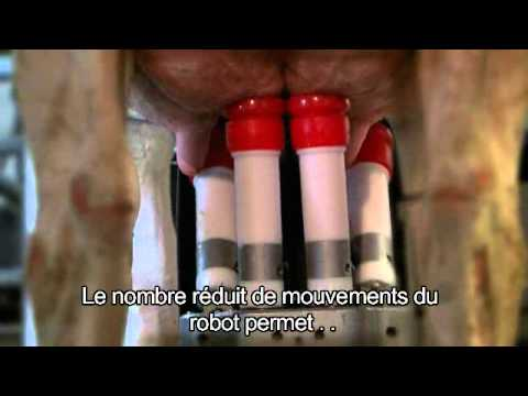 Lely Astronaut A4 - Benefits farmer (French)