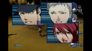 Shin Megami Tensei : Persona 3 FES -129- Level 160