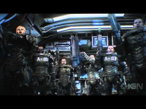 Starship Troopers Invasion -  Trailer