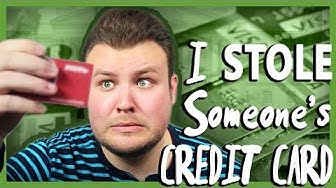 "STEALING Someone's Credit Card! ""Lets Get Masty"" 