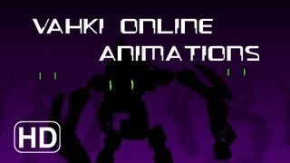 BIONICLE: The Vahki Online Animations