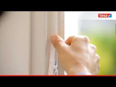Tesa Deutschland tesa insect stop hook loop sun protect for windows