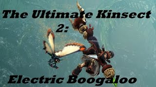 MHGen The 2nd Ultimate Kinsect