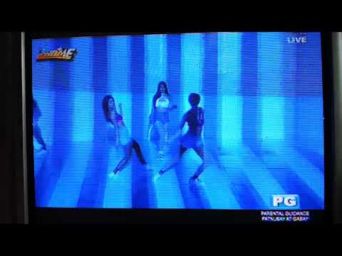 Anne Curtis dancing swalla at it's showtime! (Birthdayprod)