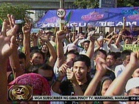 24 Oras: Maraming Filipino Muslim, nagbunyi sa paglagda sa Bangsamoro framework agreement
