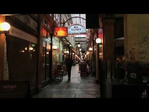 Ep 06 - FB Live Replay: Video Tour Of Paris - The Covered Passages (19th Century Shopping Arcades)