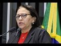 'Isso é uma tragédia', afirma Fátima Bezerra sobre elevação dos índices de violência no RN