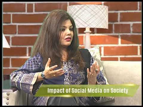 WTM Impact of Social Media on Society