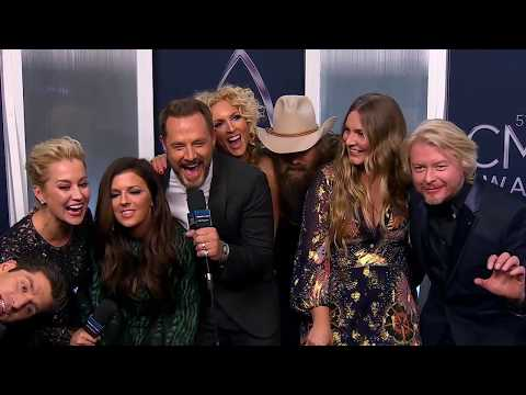 """CMA Awards: All Access"" the Official ABC Red Carpet Show"