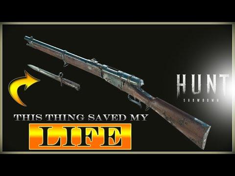 ▶️Hunt Showdown◀️  3440x1440 21:9 Bayonet Saved My Life