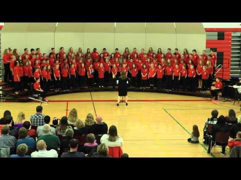 Yorkville Intermediate School 6th grade Choir
