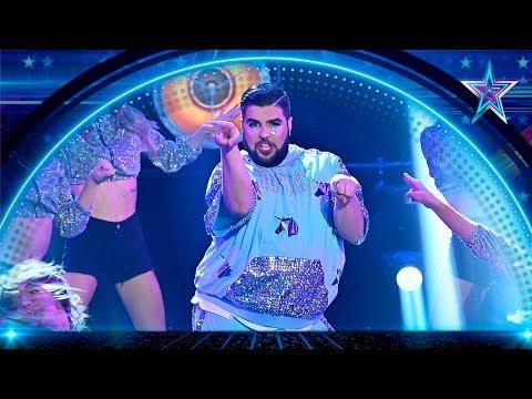 Download PITU, de cabeza a la GRAN FINAL con su HOMENAJE a BEYONCÉ | Semifinal 1 | Got Talent España 5 (2019)