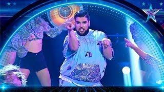 PITU, de cabeza a la GRAN FINAL con su HOMENAJE a BEYONCÉ | Semifinal 1 | Got Talent España 5 (2019)