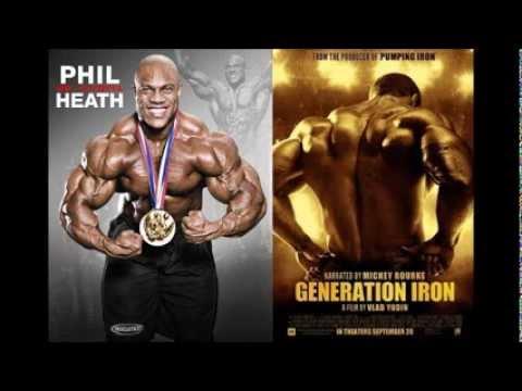 Phil Heath Talks Generation Iron and Bodybuilding on TMAS