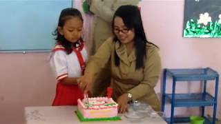 Lagu Untuk Ulang Tahun Anak dalam Acara Ulang Tahun Rafa ke 5 tahun