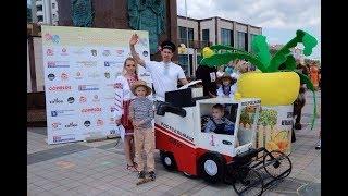 dIY Коляска-комбайн на парад колясок (часть 1) папа может