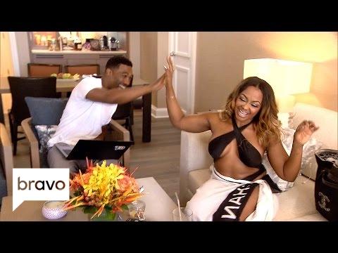 RHOA: Phaedra Parks Debuts Another Scandalous Bikini (Season 9, Episode 16)   Bravo
