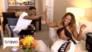 RHOA: Phaedra Parks Debuts Another Scandalous Bikini (Season 9, Episode 16) | Bravo